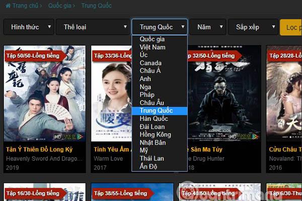 Trực web tuyến online chat HTV2 HD
